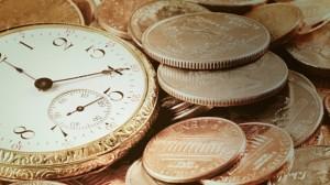 pénz óra