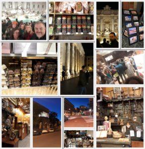 Róma – facilitátori 2. nap