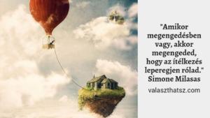 Morzsák: Simone Milasas