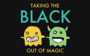 """Vegyük ki a """"feketét"""" a mágiából! –Shannon O'Hara"""